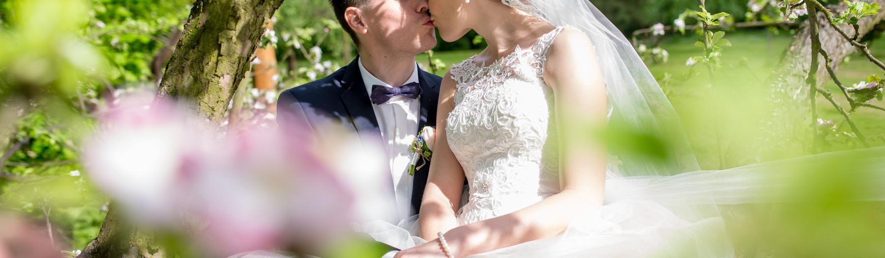 Adam&Marie - svatba u vodníka Slámy