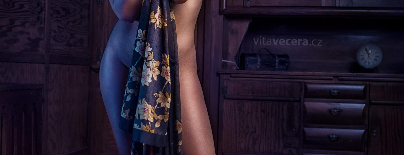 Glamour akt nude