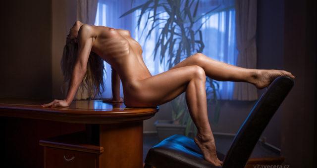 Pardubice - nude akt photoshoot