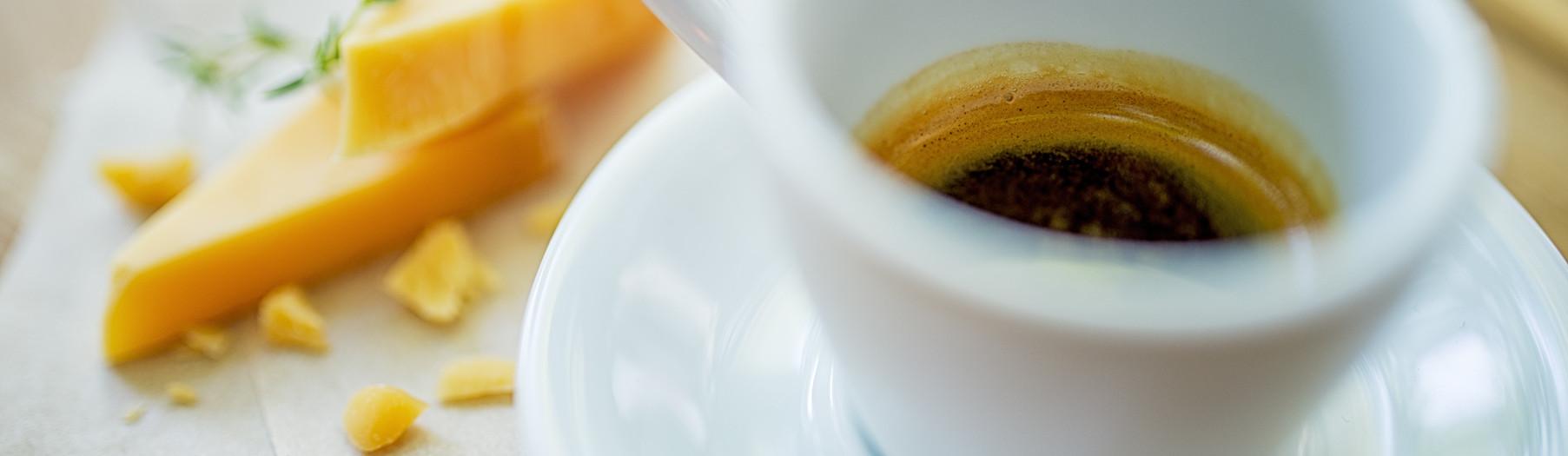 focení produktů - káva